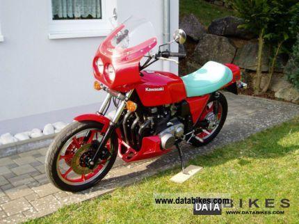 1980 Kawasaki  Z 1000 ST Motorcycle Tourer photo