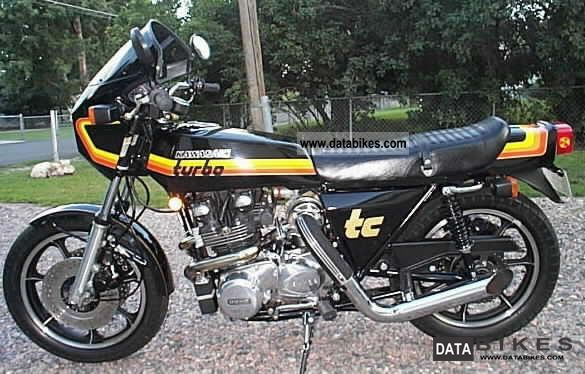 Kawasaki  Z1R TURBO 1978 Vintage, Classic and Old Bikes photo