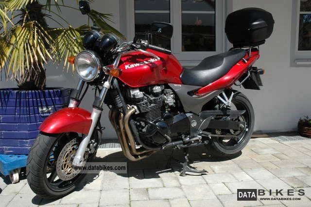 2004 Kawasaki  ZR-7 Motorcycle Motorcycle photo