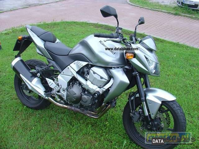 2007 Kawasaki  ZR 750 Motorcycle Sport Touring Motorcycles photo