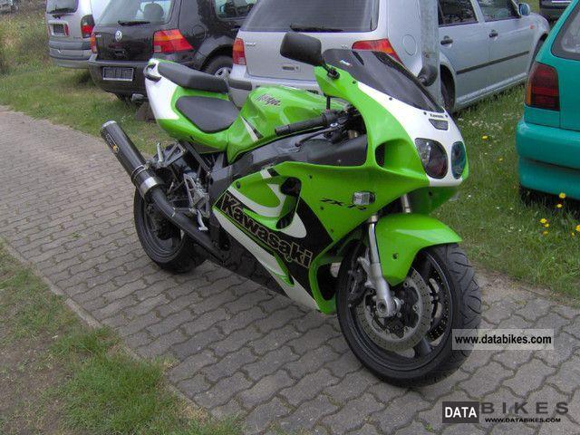 2003 Kawasaki Ninja ZX-750 N