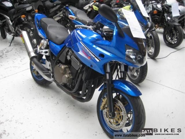 Kawasaki  ZRX 1200 S 2006 Tourer photo