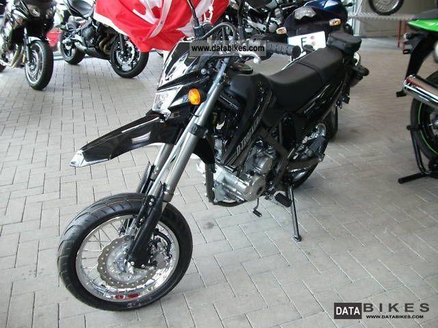 2011 Kawasaki  D-Tracker 125 Motorcycle Motorcycle photo