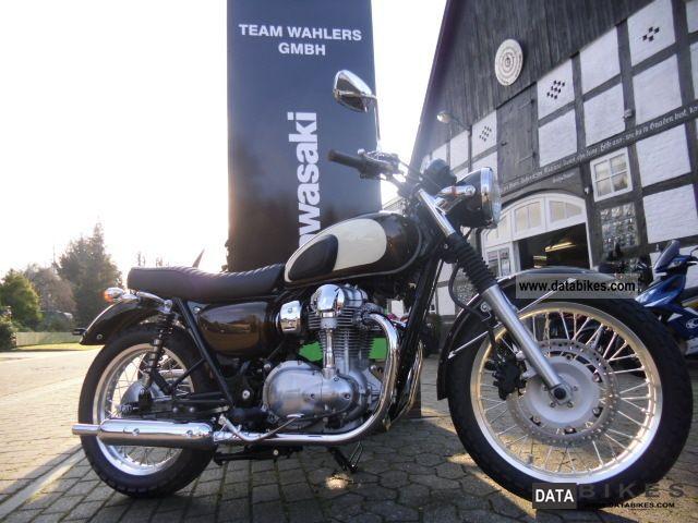 2012 Kawasaki  W 800 TWB-RETRO- Marakesh Motorcycle Motorcycle photo