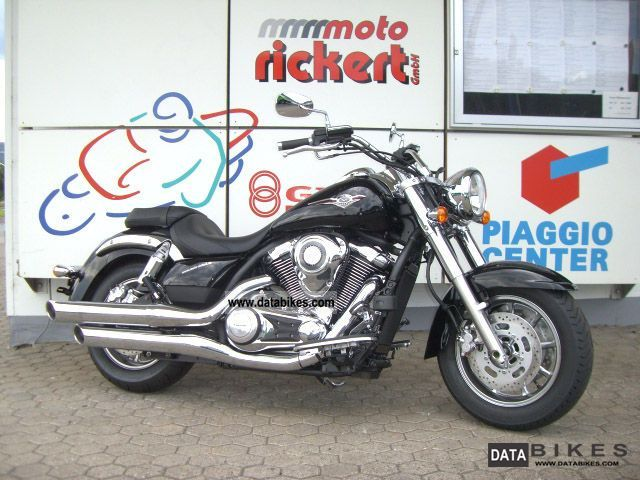 2011 Kawasaki  VN 1700 CLASSIC 2011 ABS J-POT-ABVERKAUFS ACTION Motorcycle Chopper/Cruiser photo