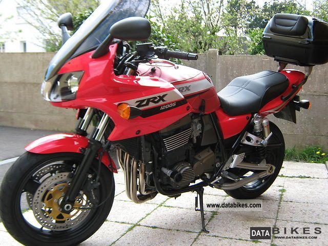 2005 kawasaki zrx 1200 s offre exeptionnelle. Black Bedroom Furniture Sets. Home Design Ideas