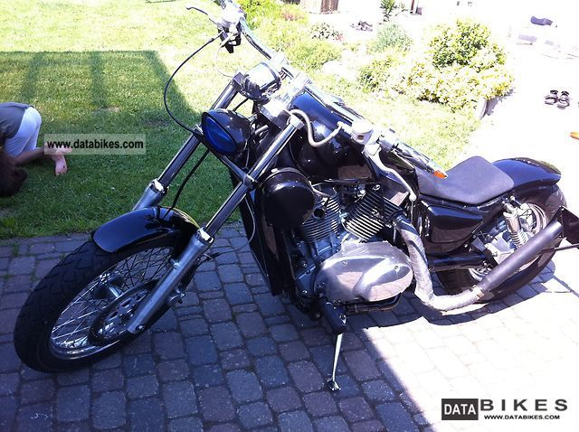 1992 Kawasaki  VN-15SE Motorcycle Chopper/Cruiser photo