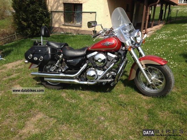 2001 Kawasaki  VNT50N Motorcycle Chopper/Cruiser photo