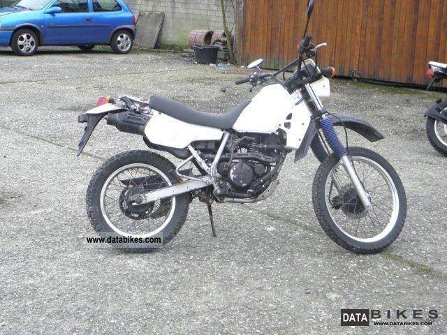 1991 Kawasaki  KLR250D Motorcycle Enduro/Touring Enduro photo