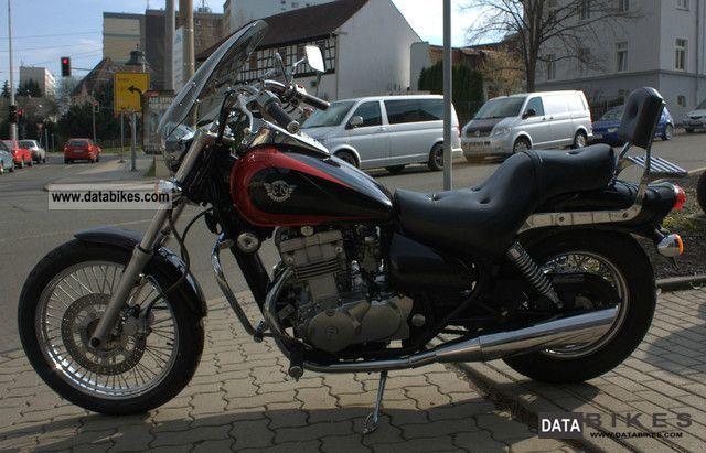 1998 Kawasaki  EN 500 Motorcycle Chopper/Cruiser photo