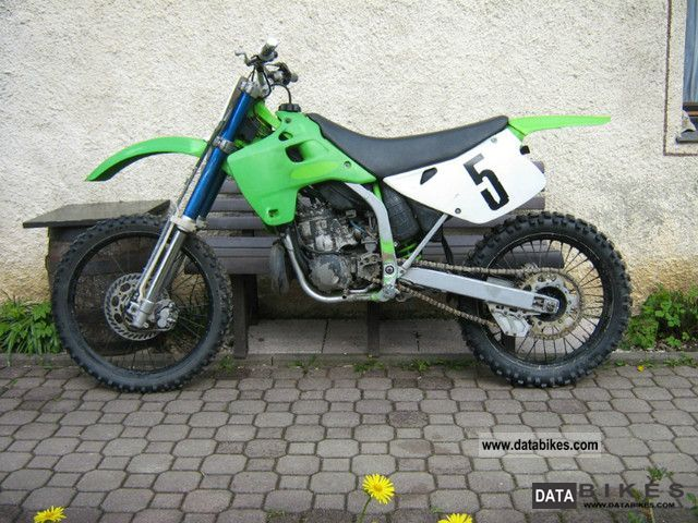 Kawasaki bikes and atv s with pictures