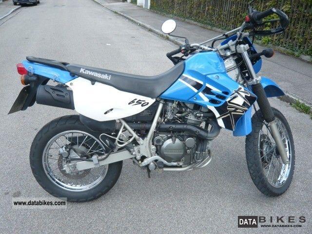 2001 Kawasaki  KLR 650 Motorcycle Enduro/Touring Enduro photo