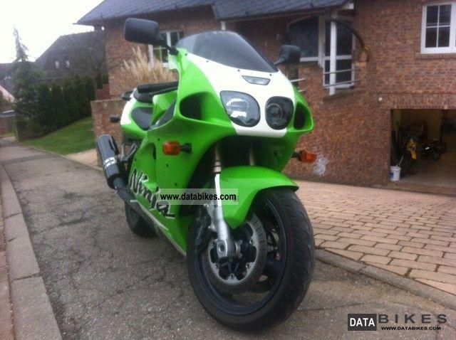 2000 Kawasaki  ZX7R Motorcycle Sports/Super Sports Bike photo