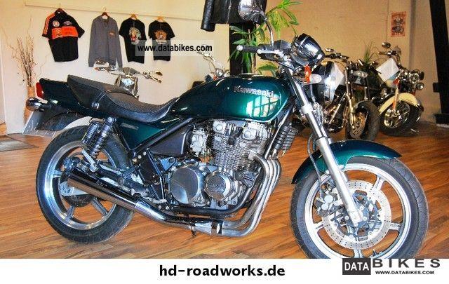 1998 Kawasaki  ZR 550 Zephyr top condition Motorcycle Motorcycle photo