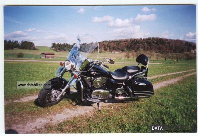 2007 Kawasaki  VN 1600 Classic Tourer Motorcycle Chopper/Cruiser photo