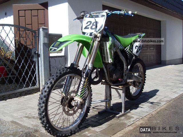 2007 Kawasaki  KX125 Motorcycle Rally/Cross photo