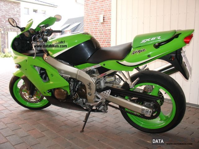 2002 Kawasaki  636 Motorcycle Sports/Super Sports Bike photo
