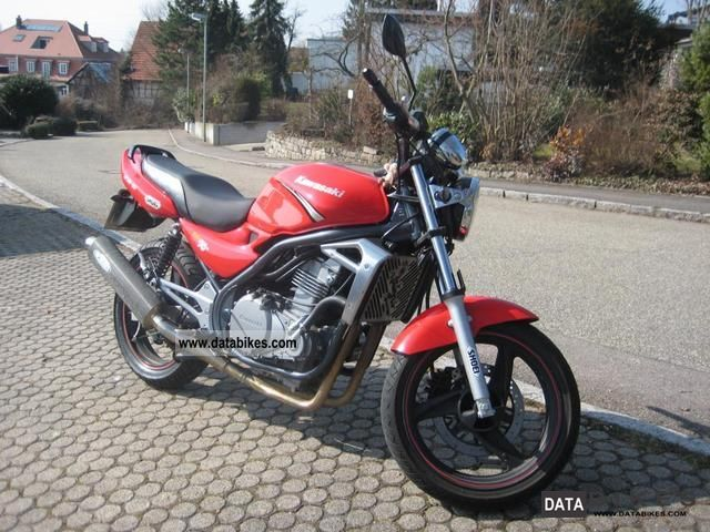 2004 Kawasaki  ER 5 Motorcycle Motorcycle photo
