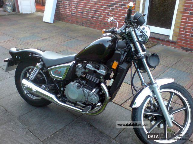 1985 Kawasaki  EN 450 A Motorcycle Chopper/Cruiser photo