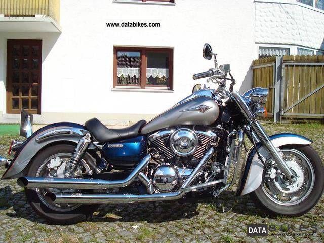 2007 Kawasaki  VN 1600 Classic Motorcycle Chopper/Cruiser photo