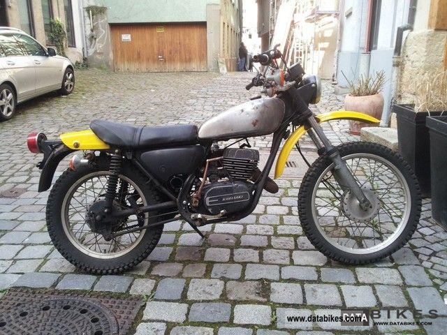 1970 Kawasaki  F11 250cc Motorcycle Enduro/Touring Enduro photo