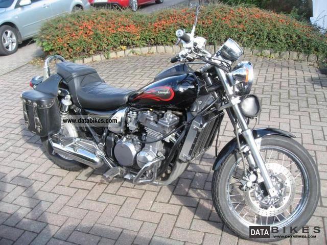 1996 Kawasaki ZL600 B1