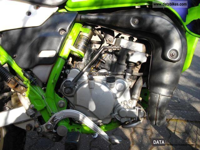 2000 Kawasaki Kmx 125