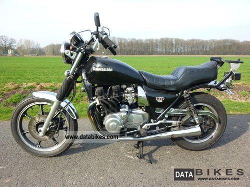 1982 Kawasaki  Z 1000 LTD Motorcycle Chopper/Cruiser photo