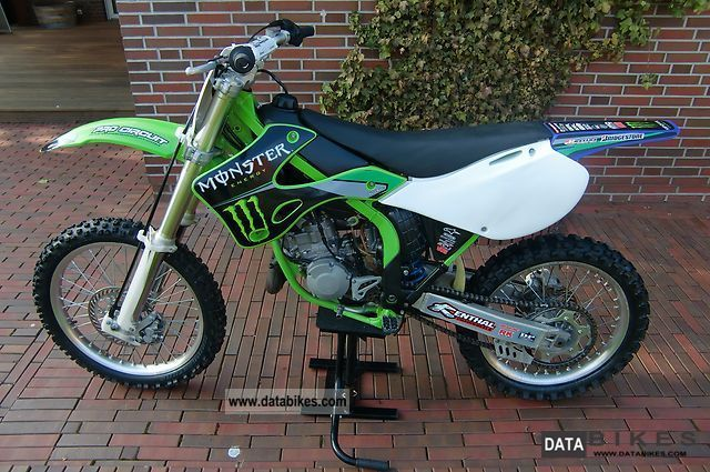 2001 Kawasaki  Kx 125 Motorcycle Rally/Cross photo