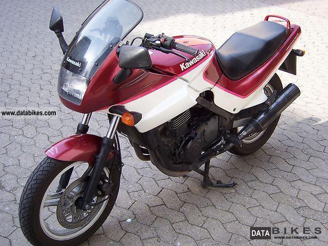 1994 Kawasaki  500 Motorcycle Motorcycle photo