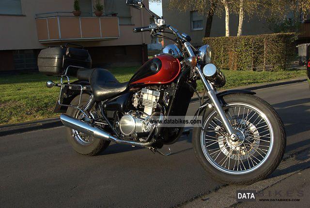 1986 Kawasaki  EN 500 C Motorcycle Chopper/Cruiser photo