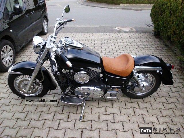 1997 Kawasaki  VN Classic Motorcycle Chopper/Cruiser photo