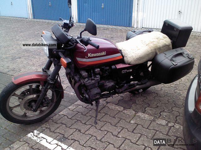1983 Kawasaki  750 GT Motorcycle Other photo