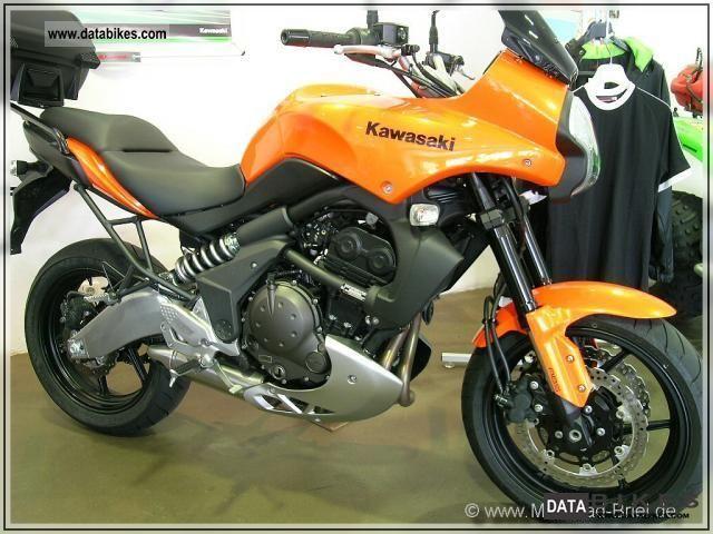 2009 Kawasaki  Versys Motorcycle Enduro/Touring Enduro photo