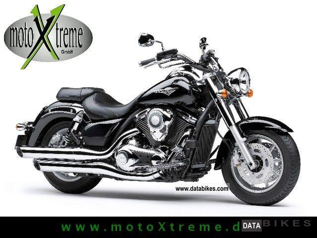 2012 Kawasaki  VN1700 Classic ABS model 2012 dealers Motorcycle Chopper/Cruiser photo