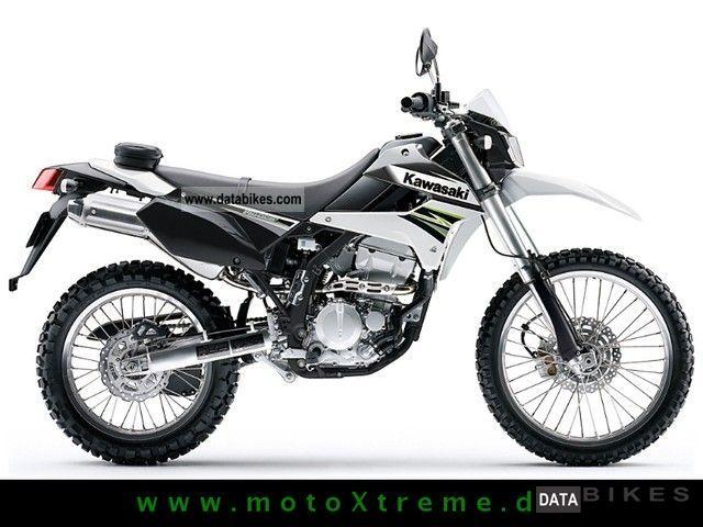 2011 kawasaki klx 250 mod 2011 new dealer 10  of action