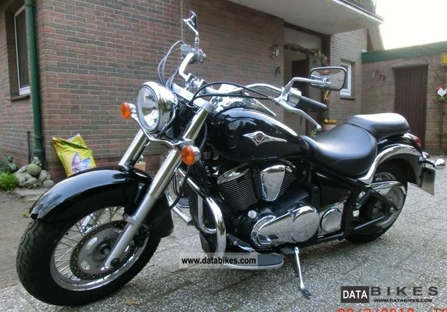 2007 Kawasaki  Vulcan 900 Classik Motorcycle Chopper/Cruiser photo