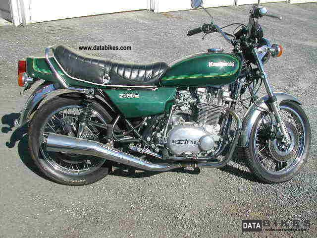 1980 Kawasaki  KZ 750 B 03, B Z 750 2 cyl. Motorcycle Motorcycle photo