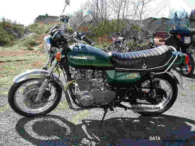 1980 Kawasaki KZ 750 B 03, B Z 750 2 cyl.