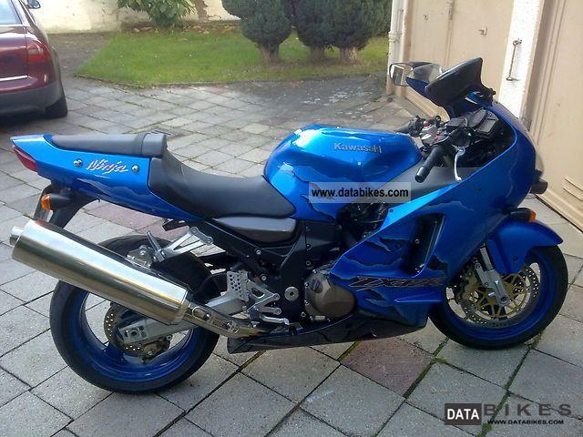 2007 Kawasaki  Ninja ZX-12R Motorcycle Sports/Super Sports Bike photo