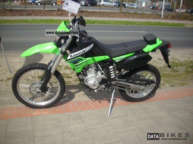 Kawasaki KLX 250 Available Now 2011 Enduro Touring Photo