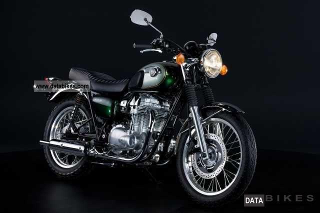 2012 Kawasaki  W, W 800 W800 2012 model Motorcycle Chopper/Cruiser photo