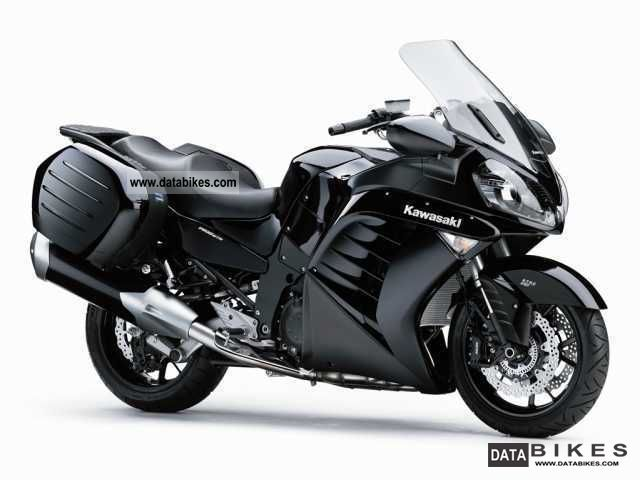 2012 Kawasaki  GTR 1400 GTR 1400 model 2012 Motorcycle Tourer photo