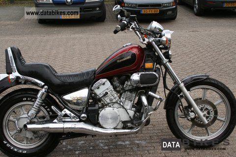 1992 Kawasaki  vn 750 vulcan VN750 Motorcycle Motorcycle photo