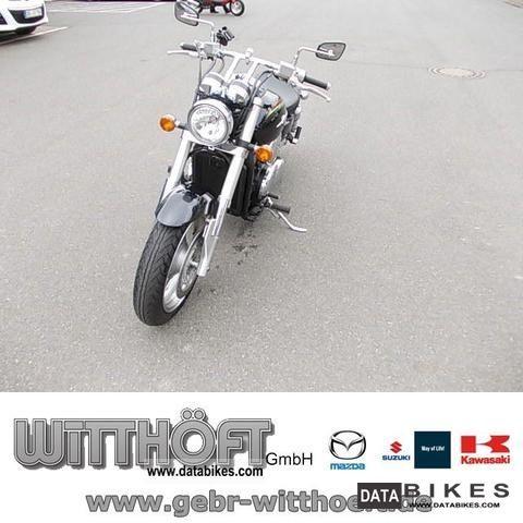 2002 Kawasaki  VN1500 Meanstreak Motorcycle Chopper/Cruiser photo