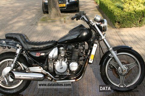 1988 Kawasaki  zl 600 eliminator zl600 Motorcycle Motorcycle photo