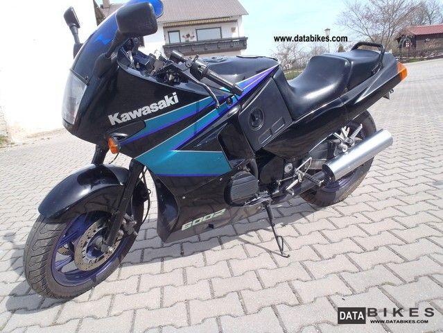 1995 Kawasaki  GPZ600R Best offer! Motorcycle Sports/Super Sports Bike photo