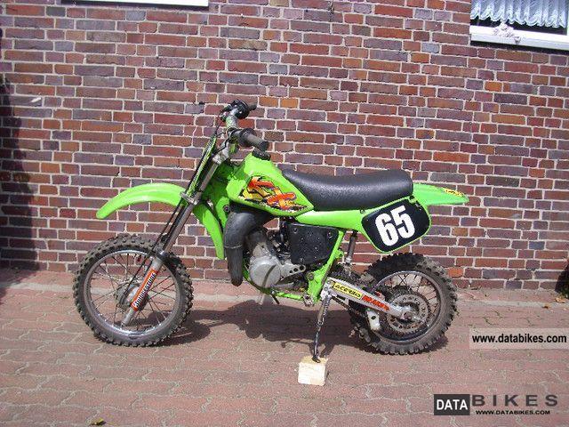 1998 Kawasaki  KX 60 Motorcycle Rally/Cross photo