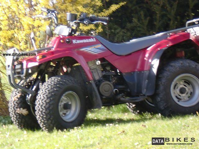 2003 Kawasaki  KLF Motorcycle Quad photo