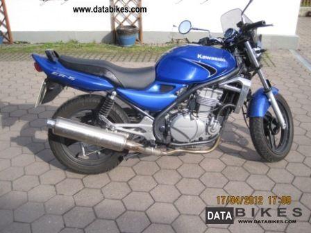 2006 Kawasaki Er 5